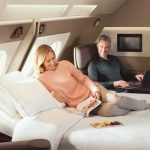 Review of 5 Best International Business Class Seats (Airlines) from the USA
