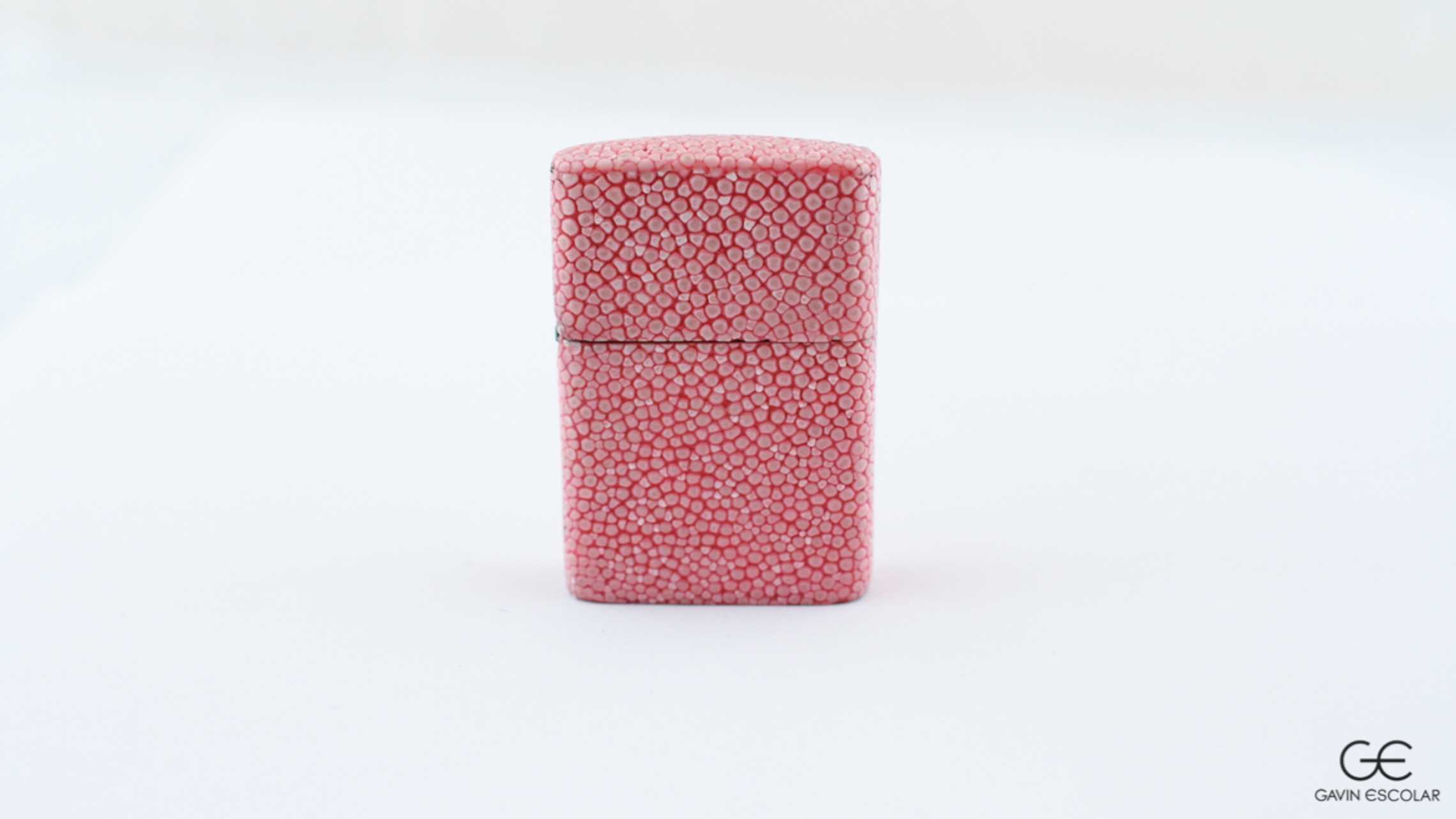 Shagreen Lighter