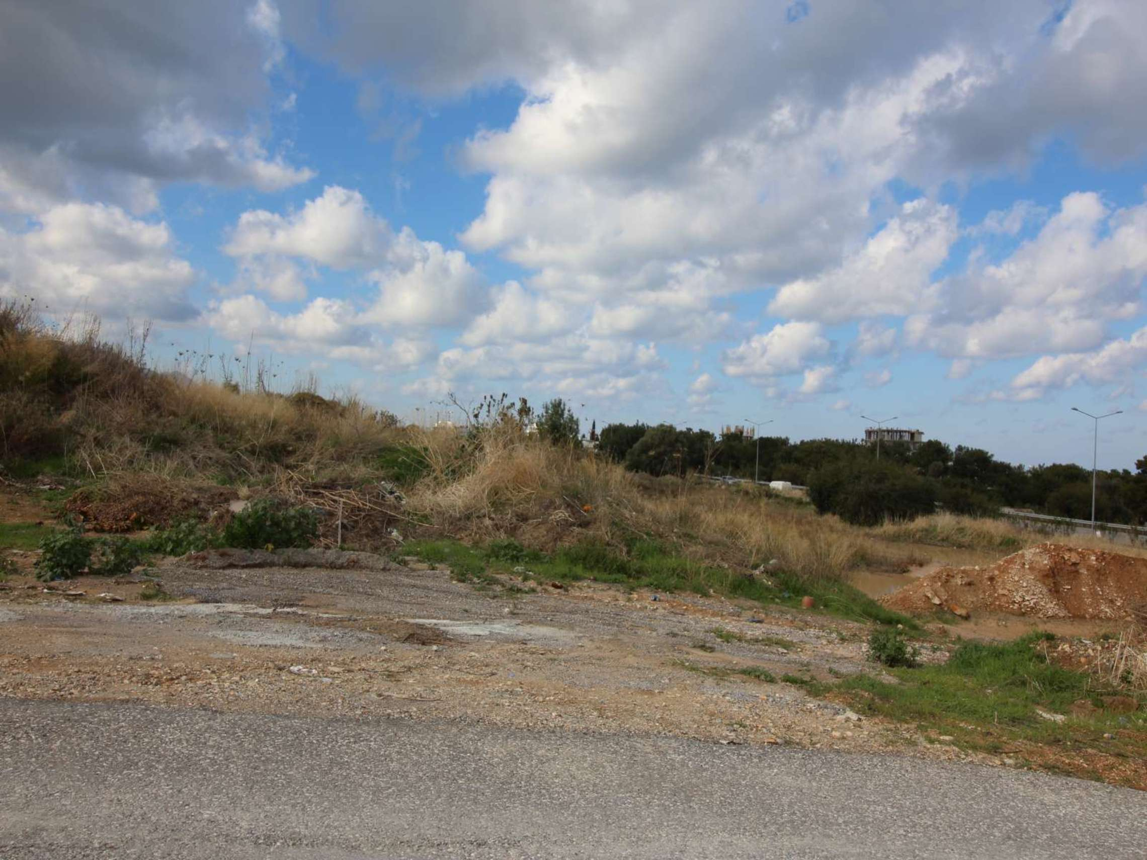 6 DONUM 2 EVLEK BUILDING PLOT IN UPPER KYRENIA