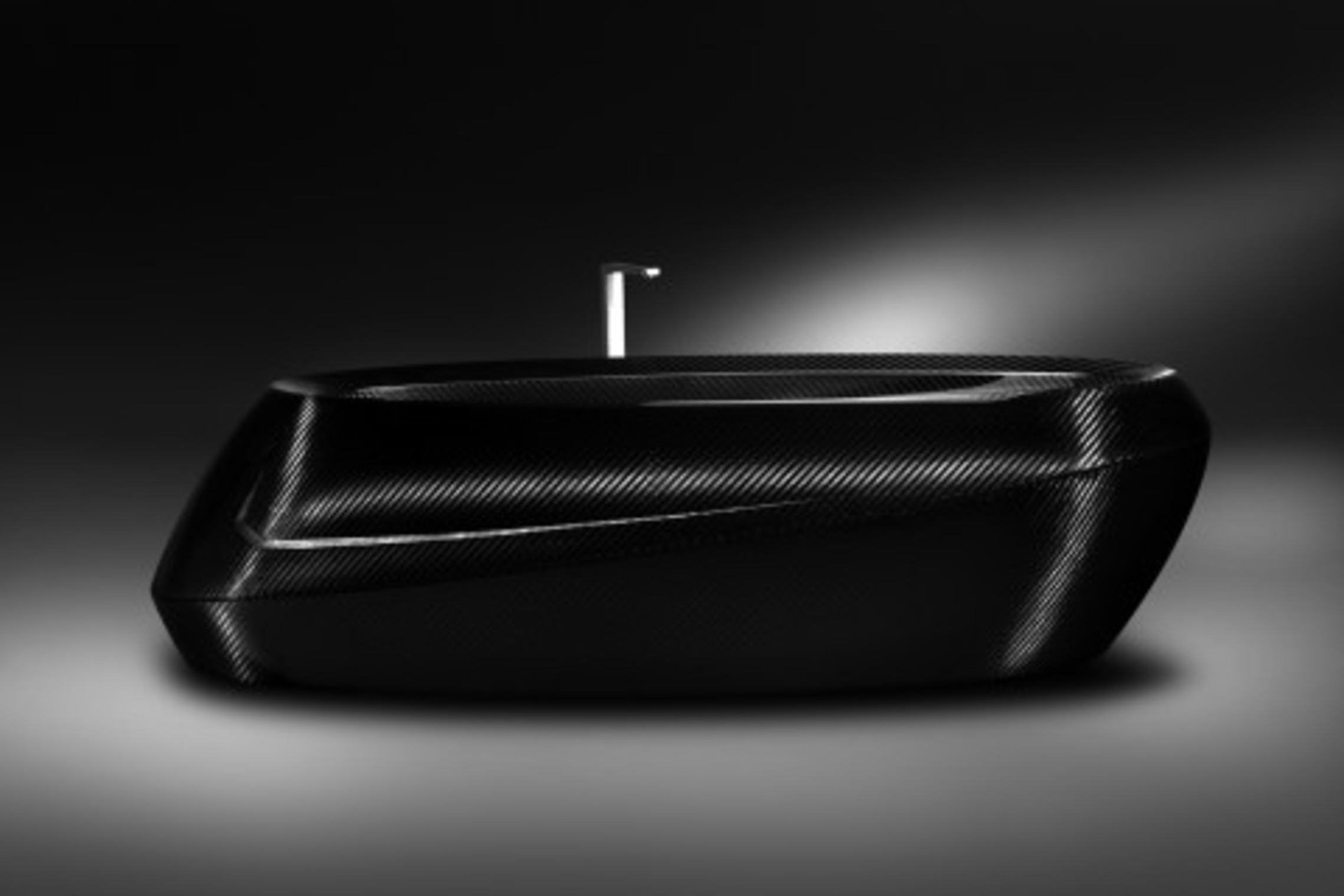 Limited Edition Carbon Fiber Bathtub
