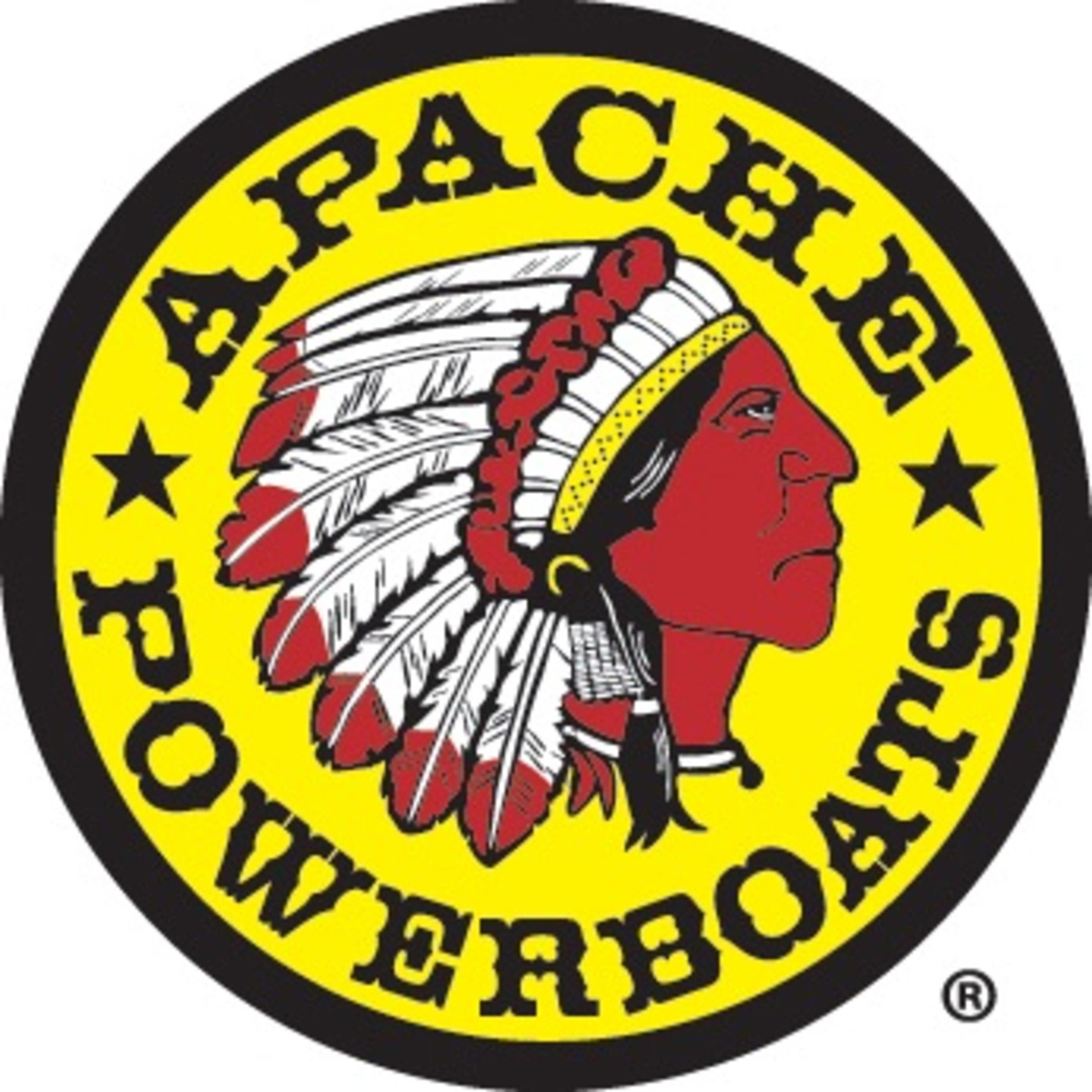 apache powerboats- company logo