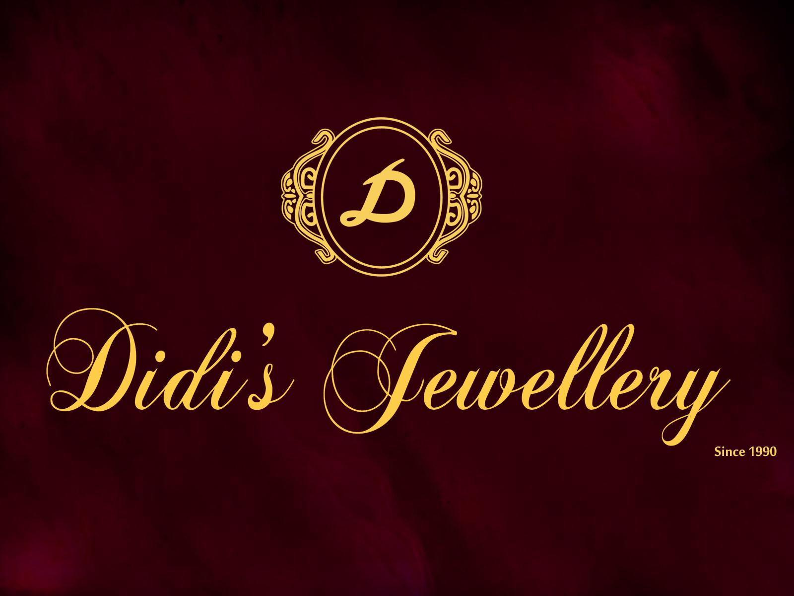 didi d jewellery- company logo
