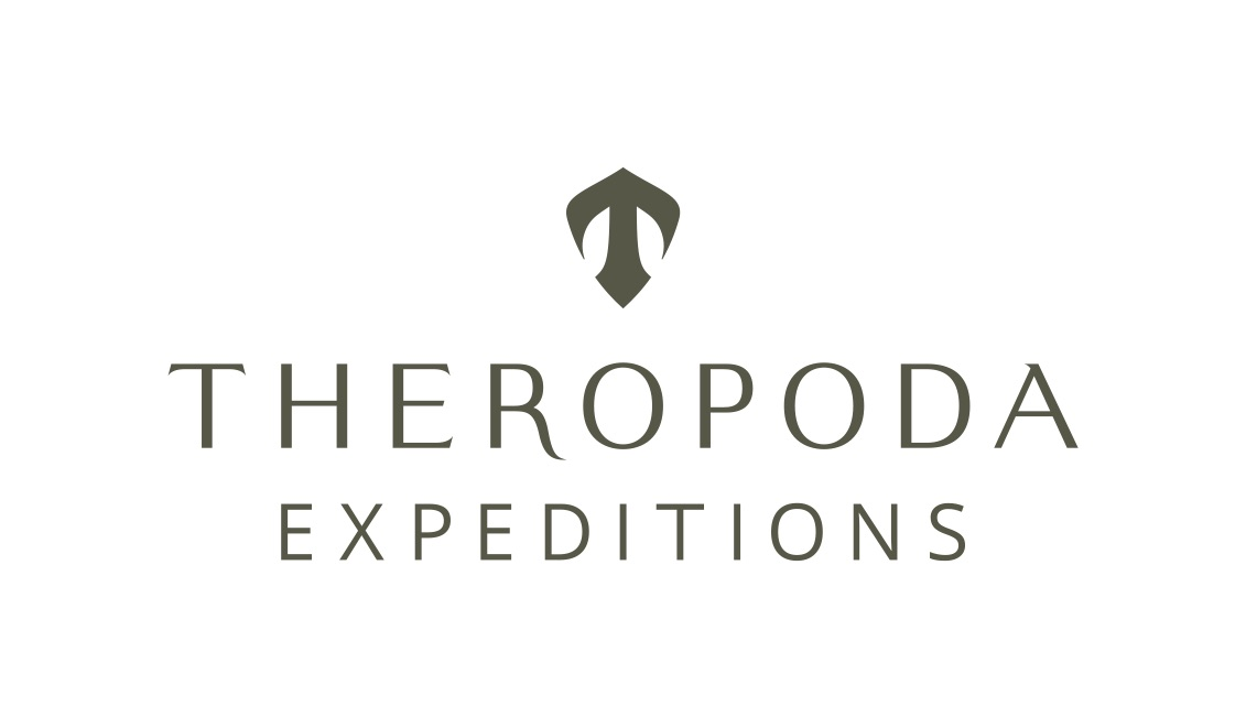 theropoda expeditions- company logo