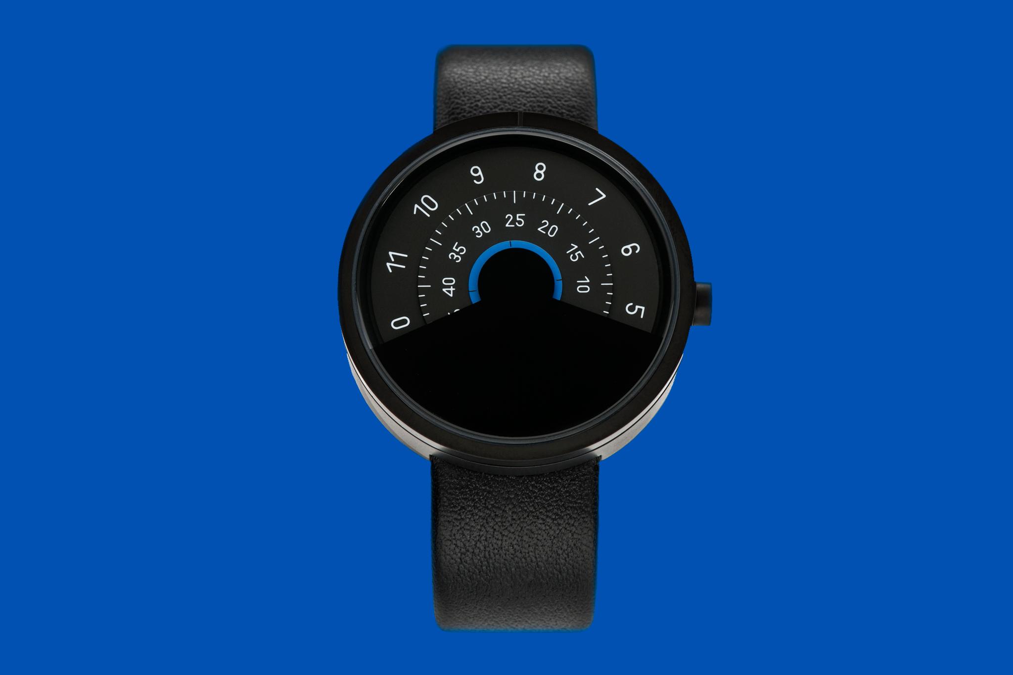 ANICORN Series 000 - Black & Blue
