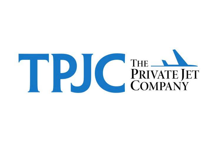 the private jet- company logo