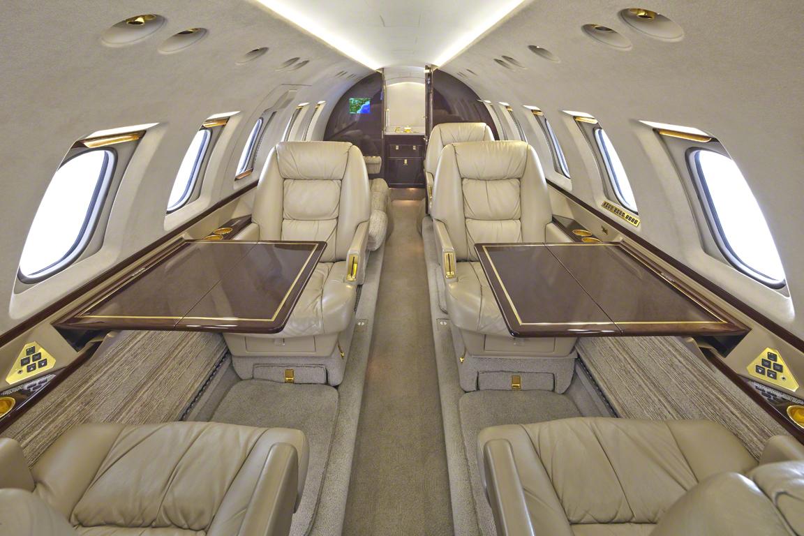1998 Hawker 800XP S/N 258361