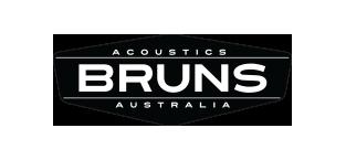 bruns acoustic- company logo