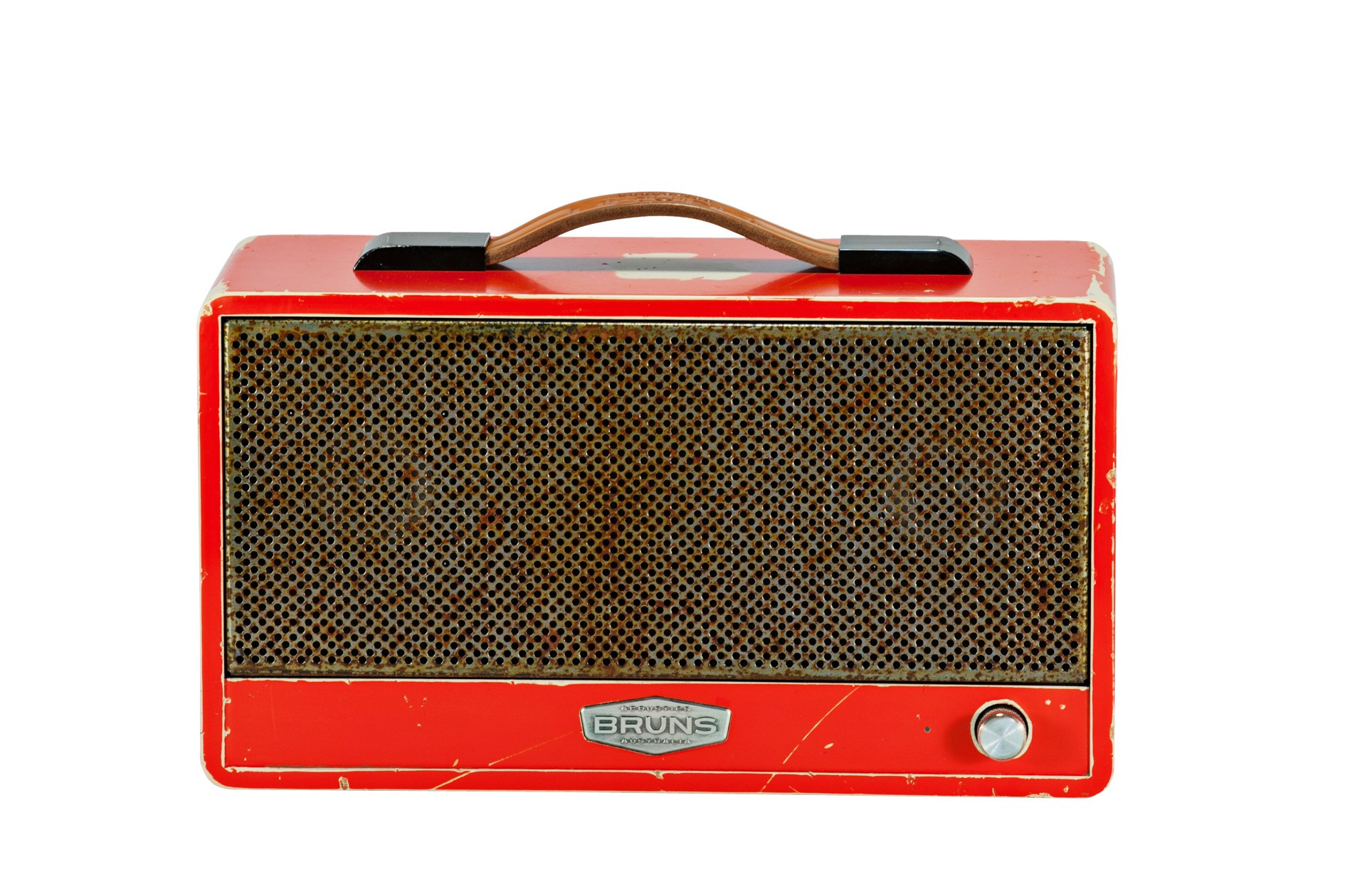 Timbre Relic Fiesta Red