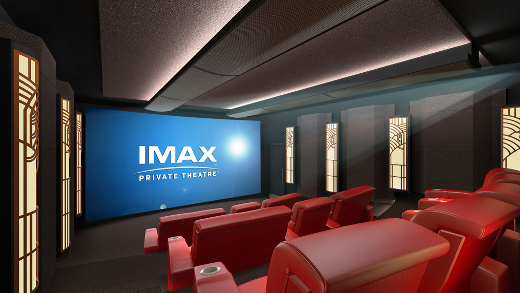 IMAX Private Theatre Palais™