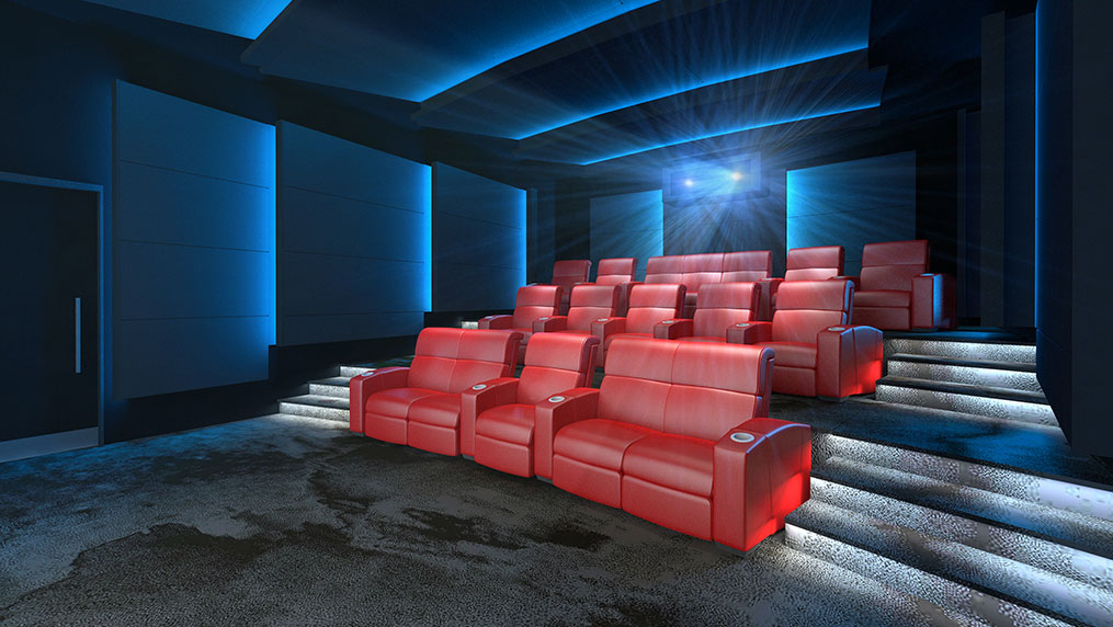 IMAX Private Theatre Palais™
