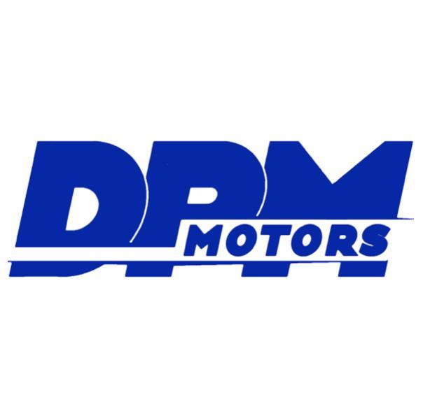 dpm motors monaco- company logo