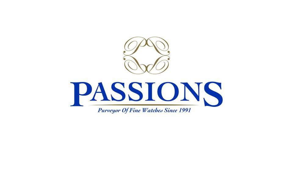 passions watch- company logo