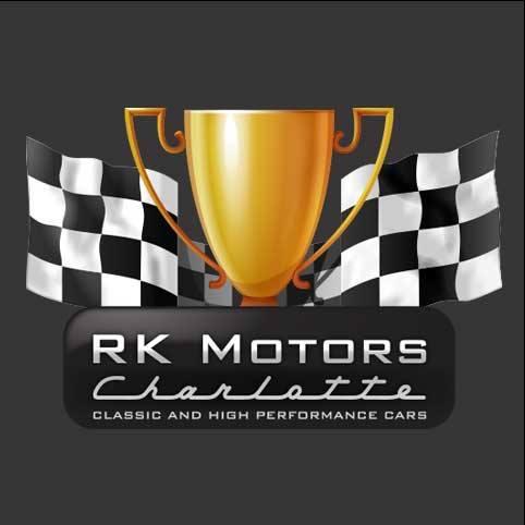 rk motors- company logo