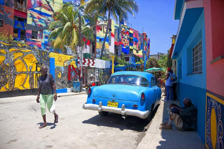 Cuba by Land & Sea: A People to People Cruise (2017)