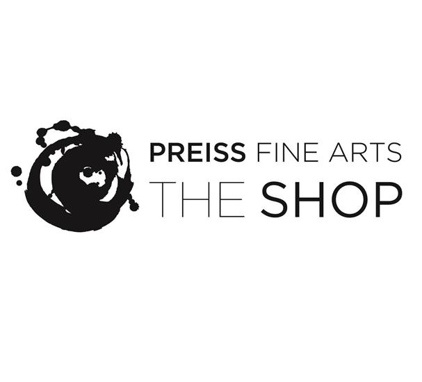 preiss fine arts- company logo