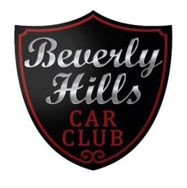 beverly hills car- company logo