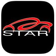 mega star motors- company logo
