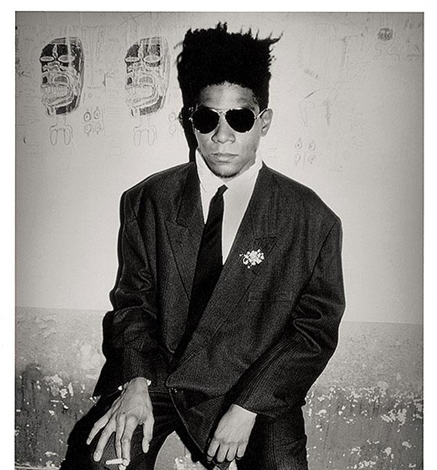 Jean-Michel Basquiat, Palladium, NYC