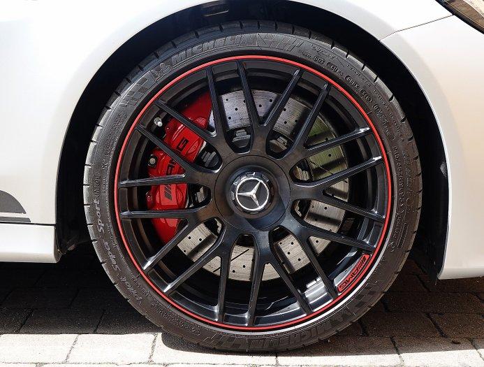 2015/65 - Mercedes AMG C63 S Edition 1