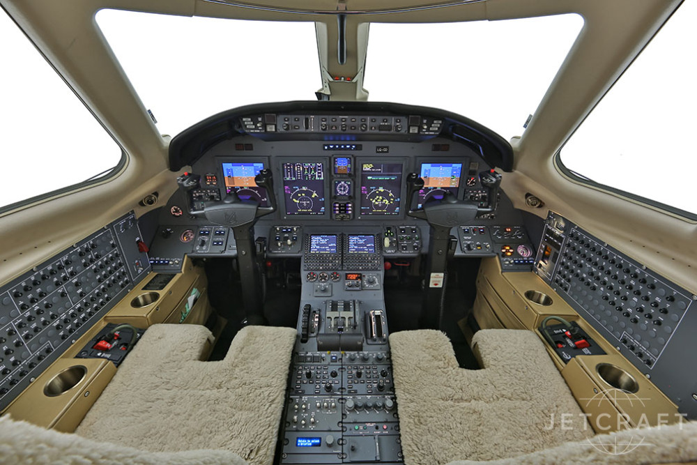 2010 CESSNA CITATION XLS+ S/N 560-6058