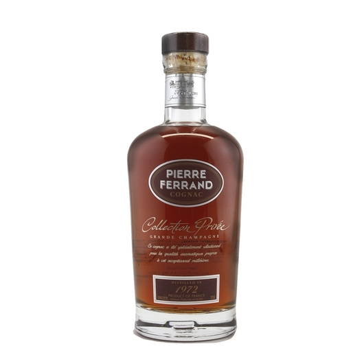 Pierre Ferrand Collection Privee 1972 Vintage Cognac