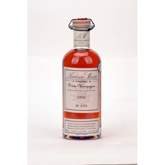 Normandin Mercier Petite Champagne 1976 Cognac