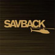 savback helicopters- company logo