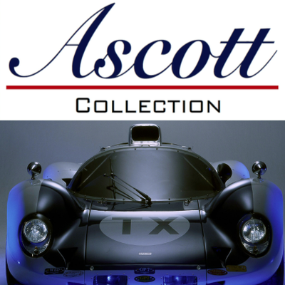 ascott collection- company logo