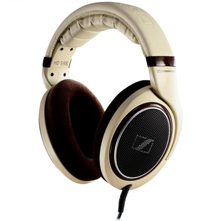 HD-598 headphones