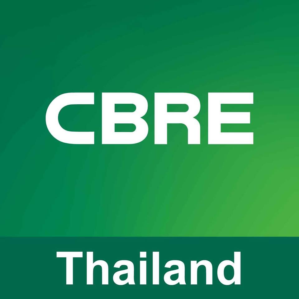 cbre thailand- company logo