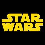star wars collectibles- company logo