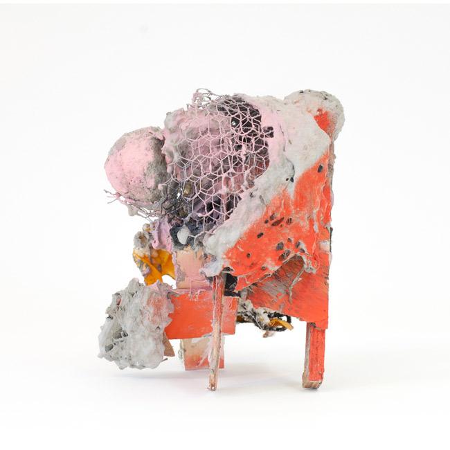 Phyllida Barlow, untitled: catch 2, 2016
