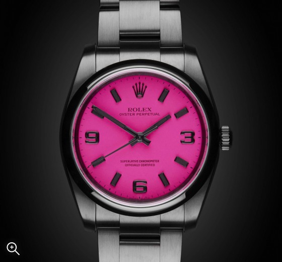 The Beach Collection: Neon Pink