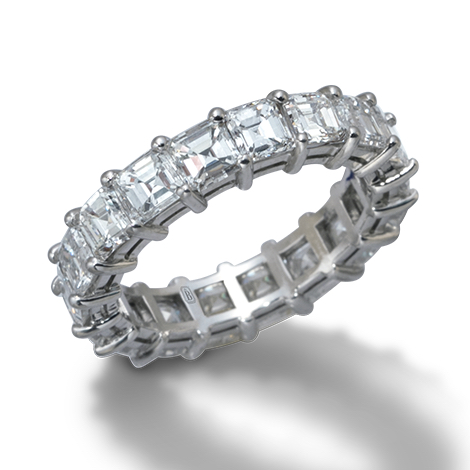 de Boulle Bridal Collection Eternity Band