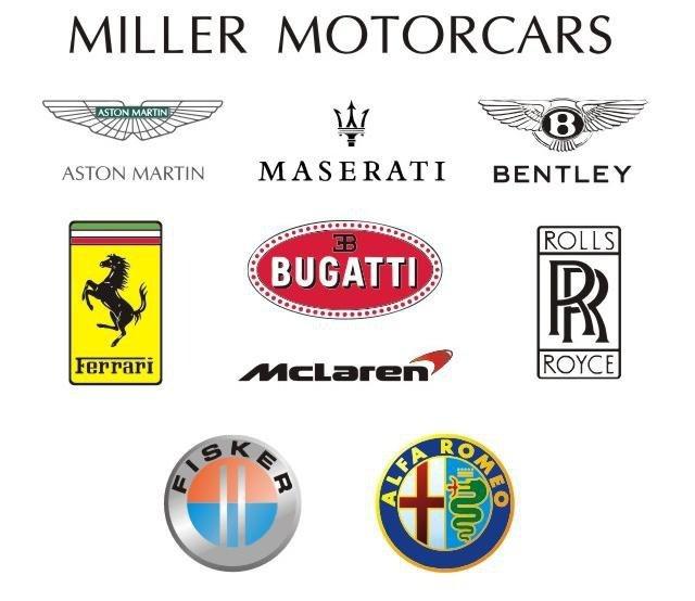 miller motorcars- company logo