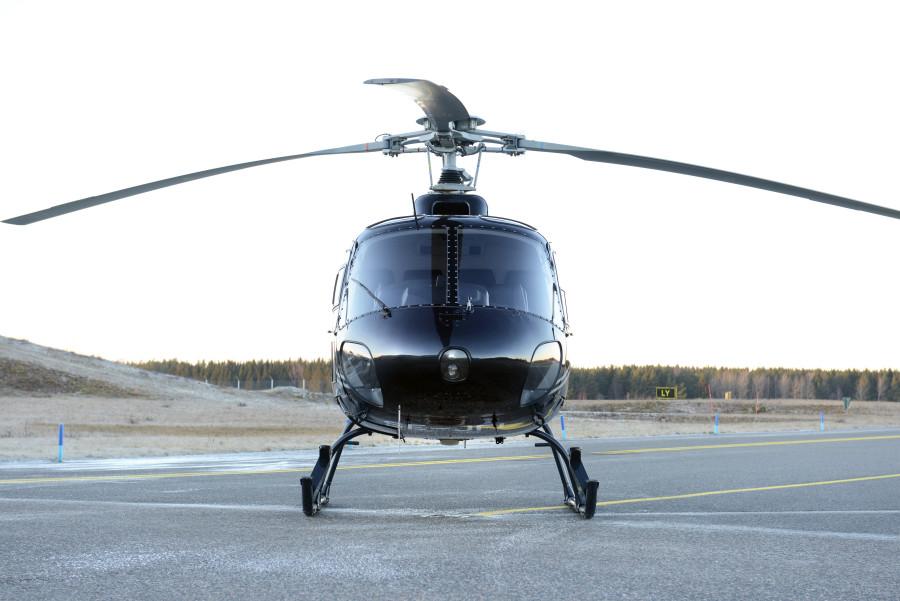 EUROCOPTER AS350B2