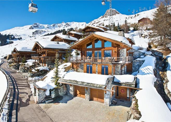 Chalet for sale in Verbier, Valais