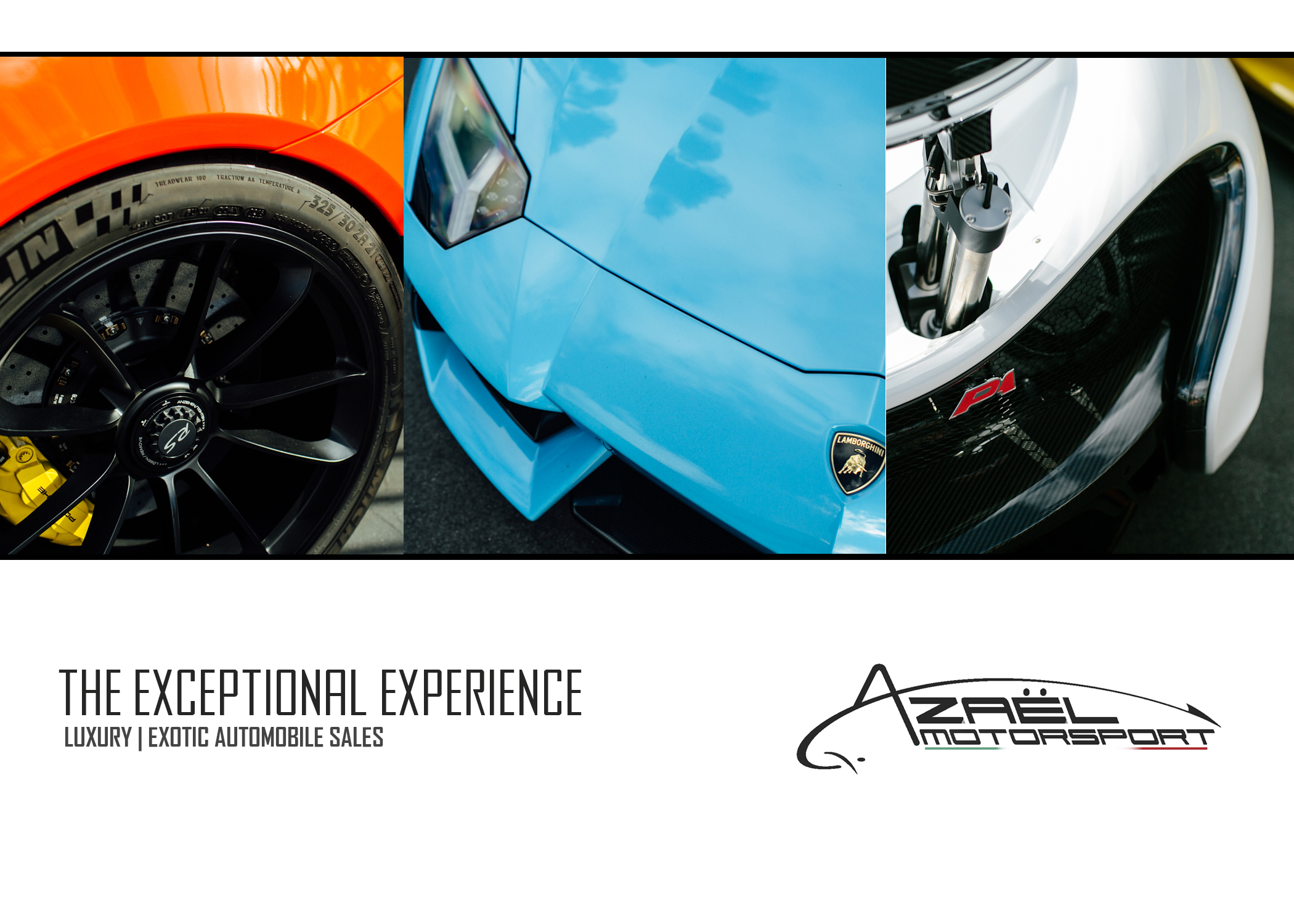 azael motorsport- company logo