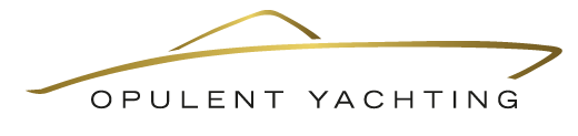 opulent yachting- company logo