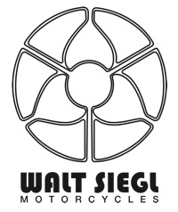 walt siegl motorcycles- company logo