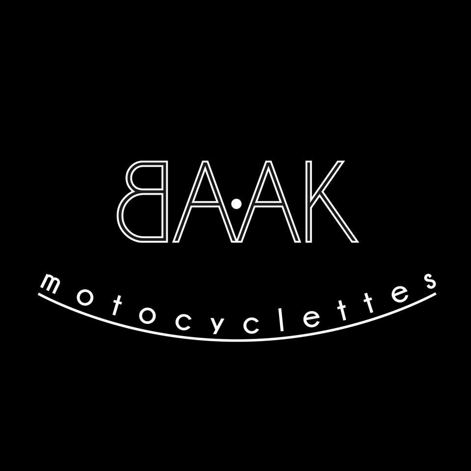 baak motocyclette- company logo