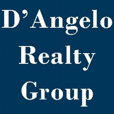 d angelo realty- company logo