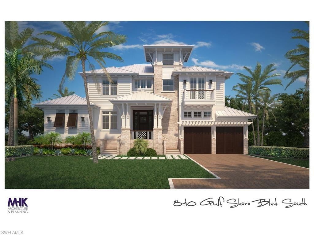 840 Gulf Shore BLVD S, NAPLES FL
