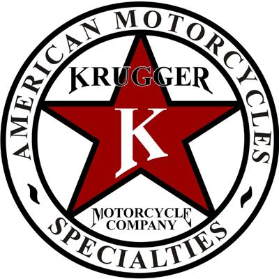 krugger motorcycle- company logo