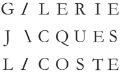 galerie jacques lacoste- company logo