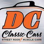 dc classic cars- company logo
