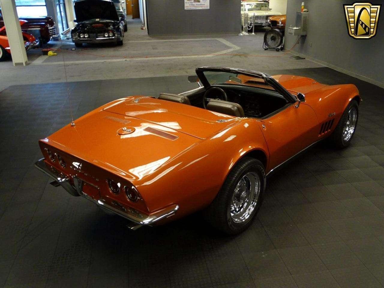 1968 Chevrolet Corvette 502 CID V8 5 Speed Manual