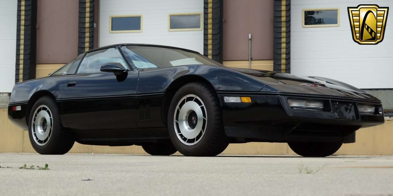 1984 Chevrolet Corvette 5.7L V8 TBI OHV 4-Speed Automatic