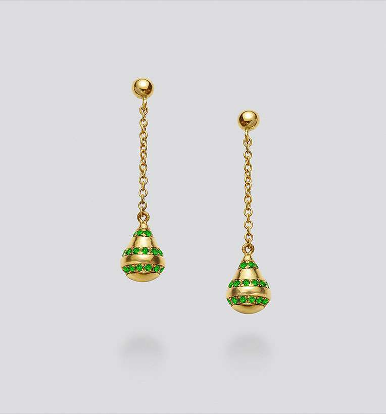 Vanessa Gillespie - Aurelia Earrings