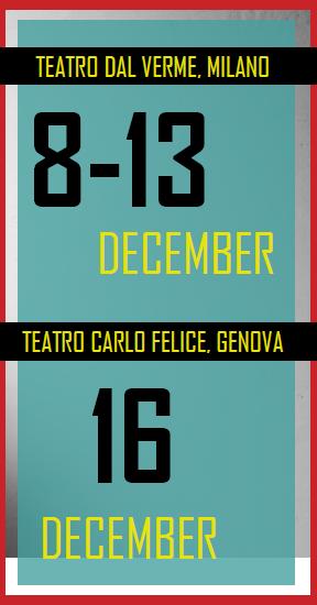 Ludovico Einaudi World Tour - December 2016